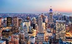 ภาพวิวมหานครนิวยอร์ค_Photowall