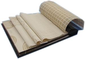 ผ้าที่นิยมทำม่าน ผ้าจัสการ์ด ผ้าทอลาย