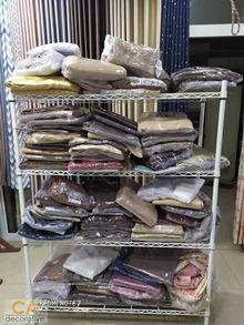 ผ้าม่านลดล้างสต๊อก ผ้ากันแสง ราคาพิเศษ