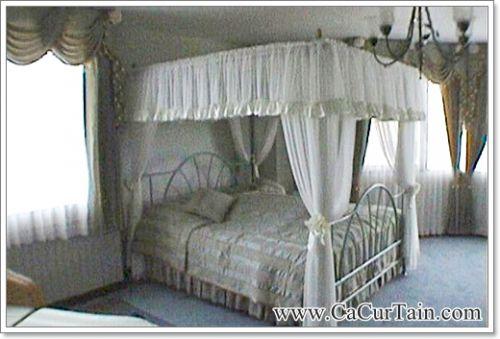 มุ้งครอบเตียง ผ้าปู ปลอกหมอน