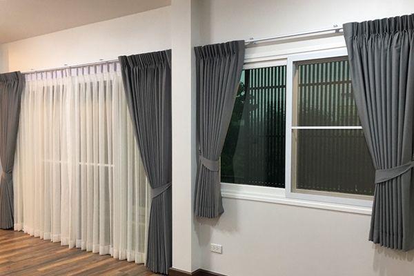 ผ้าม่านหน้าต่าง-ผ้าม่านประตู