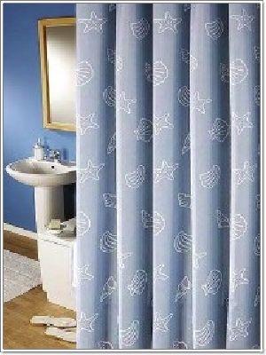 ม่านห้องน้ำ พีวีซี PVC CT 2000