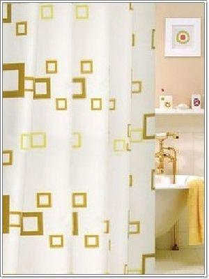 ม่านห้องน้ำ พีวีซี PVC CT 1014