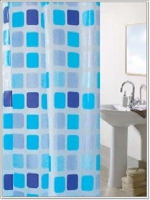 ม่านห้องน้ำ พีวีซี PVC CT4400