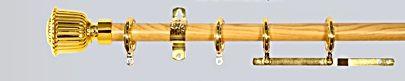 รางผ้าม่าน Oriental thai G-M 1006-25-35