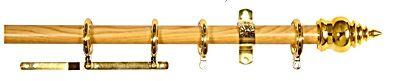 รางผ้าม่าน Oriental thai G-M 1005-25-35