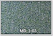 พรมแผ่น capet tyle MD 1-03