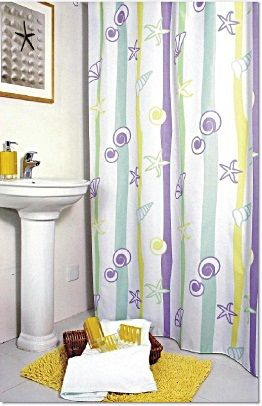 shower curtain CT-1008