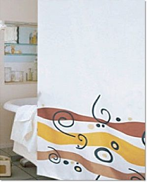 shower curtain CT-1800