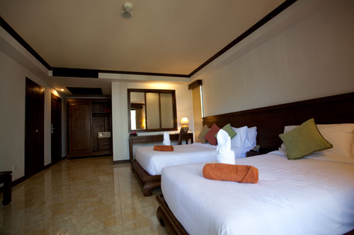 Coconut Beach Luxury Room 2
