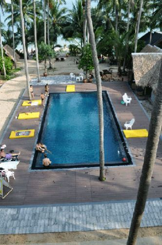Coconut Swimming Pool