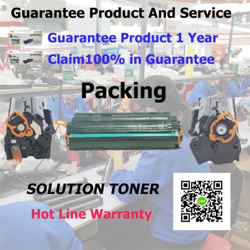 CS.SOLUTION PRINT GUARANTEE TONER