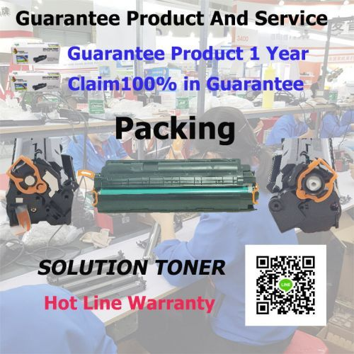 SOLUTION PRINT GUARANTEE SERVICE