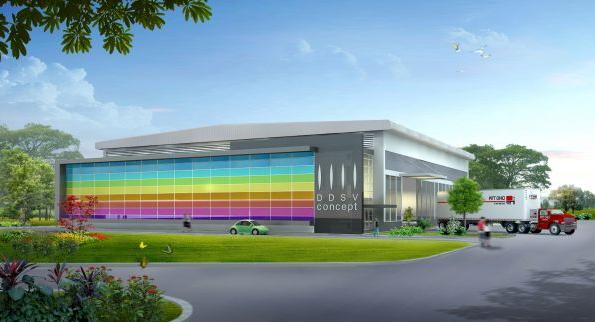 DDSV Concept - New Factory