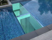 DDSV Concept - Glass Swimming Pool