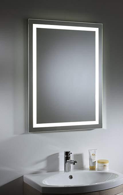 กระจกเงาห้องน้ำพ่นทราย