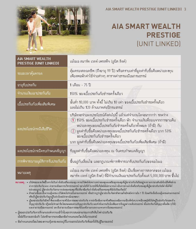 Smart Wealth Prestige3