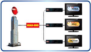 ระบบ L-Band TrueVision
