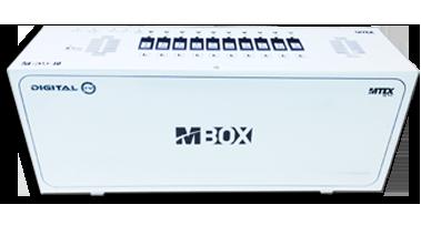 ชุดงานระบบทีวีรวม MBOX 10, รับติดตั้งระบบทีวีรวมในอพาร์ทเม้นท์,คอนโด,โรงแรม,รีสอร์ท,โรงงาน,อาคารต่างๆ