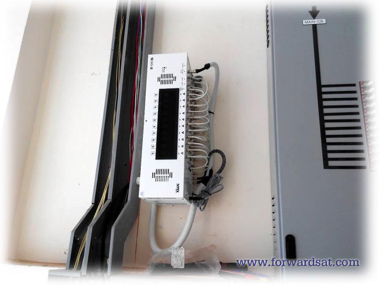 รับติดตั้งระบบทีวีรวม, ระบบทีวีอพาร์ทเม้นท์, MATV, SMATV, แก้ปัญหารสัญญาณทีวีในตึก