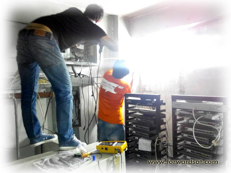 ระบบทีวีรวม ดิจิตอลทีวี, Digital TV, ระบบทีวีรวมอพาร์ทเม้นต์, ทีวีคอนโด