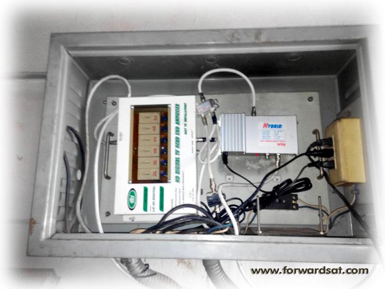 ติดตั้งระบบดิจิตอลทีวี, ติดตั้งระบบเสาอากาศ, ติดตั้งระบบทีวีรวม, MATV, Digital Tv