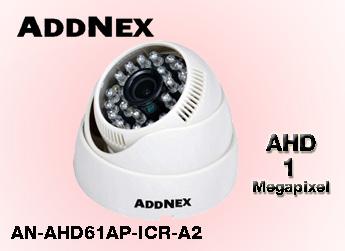 กล้องวงจรปิด Addnex AHD รุ่น AN-AHD61AP-ICR-A2