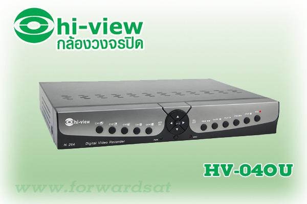 Hiview DVR 4 CH Model HV-04OU