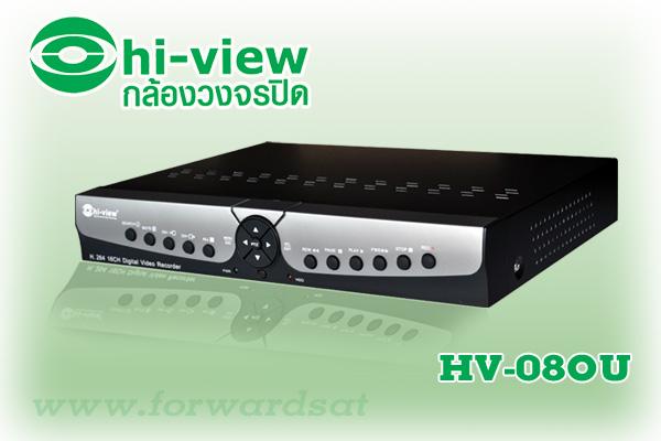 HIVIEW DVR  8 CH Model HV-08OU