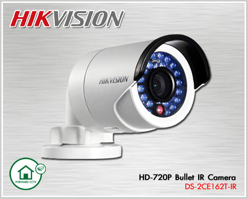 Bullet Camera HDTVI Hikvision model. DS-2CE16C2T-IR