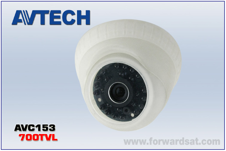 AVTECH DOME Camera 700TVL