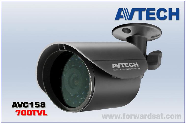 AVTECH IR Camera AVC158