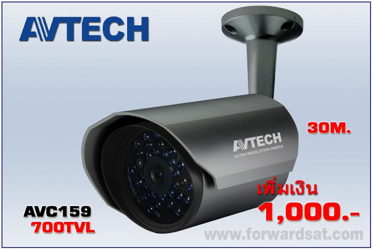 AVTECH AVC158