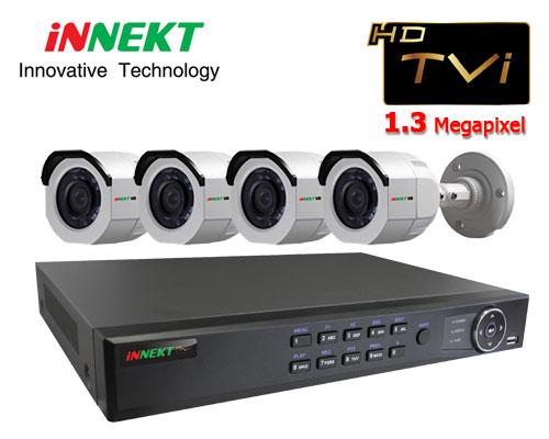 กล้องวงจรปิด INNEKT HD-TVI