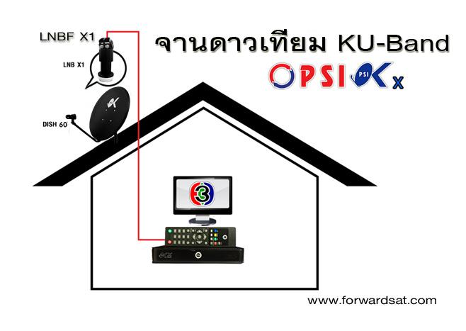 PSI OKx KU-Band