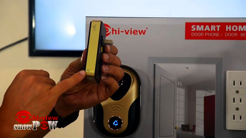 Hiview Smart Wifi Doorbell