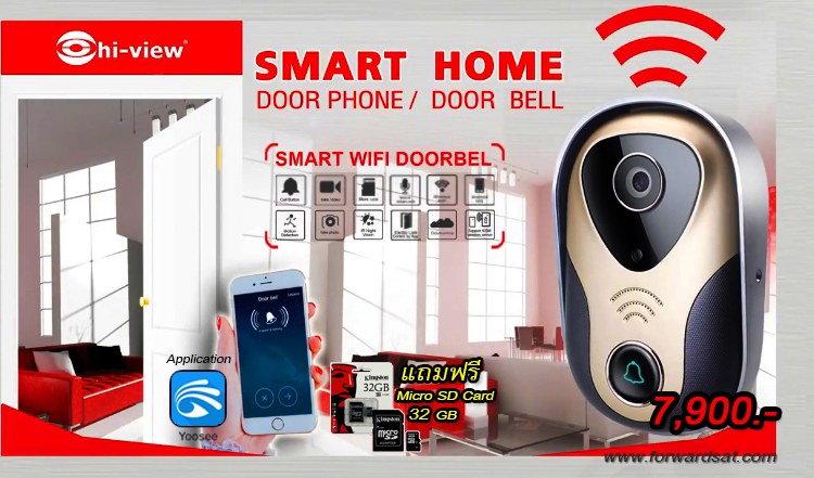 WiFi Smart Video Door Phone
