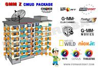 ระบบทีวีรวม GMM Z  MATV