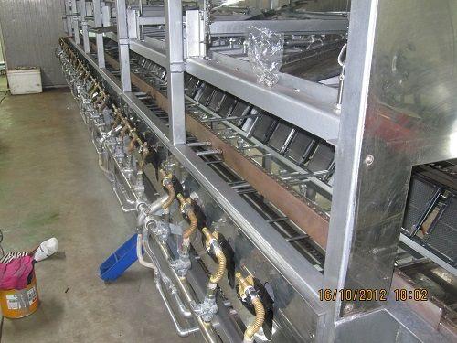 burner infrared,belt furnace