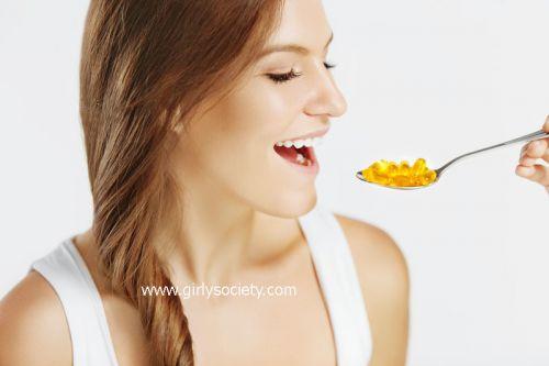 อาหารเสริมสำหรับผู้หญิง