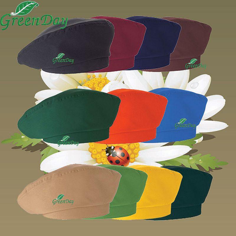 ผ้าโพกผม, ผ้าสามเหลี่ยม, หมวกกุ๊ก
