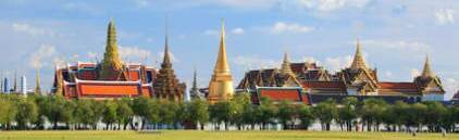 Grand Palace and the Temple of Emerald Buddha, Bangkok Tour, Holidays in Thailand