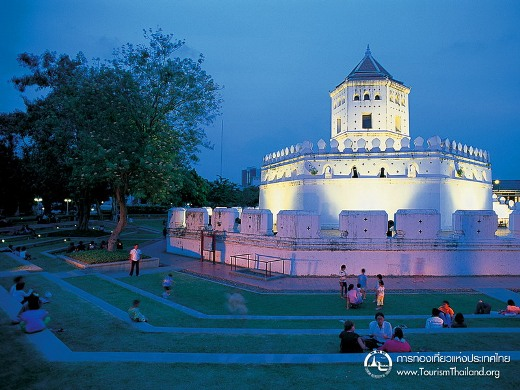 Tours to Thailand, Old Fortress Bangkok