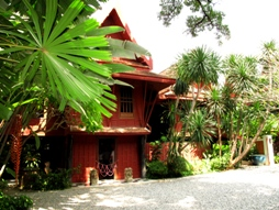 Jim Thompson House and Museum, Bangkok, Thailand
