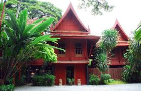 Jim Thompson's house and museum