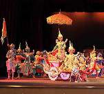Khon, Classical Mask Dance, Thailand