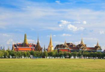 Grand Palace and The Temple of Emerald Buddha, Thailand