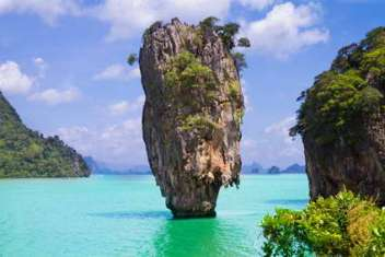 James Bond Island, Phang Nga Bay, Thailand