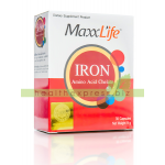 MaxxLife Iron Amino Acid Chelate