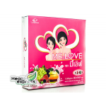Me Love Plus & Gold Collagen 80,000 mg. บรรจุ 40 ซอง